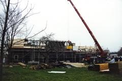 Umbau des ehemaliges Remisehaus zum Vereinshaus