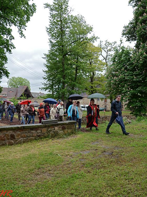 """5. """"Tag der Parks und Gärten"""" im Dresdner Heidebogen"""