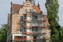Bausubstanzsicherung Schlossanbau
