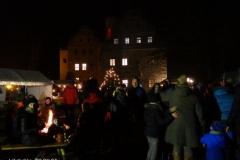 Wasserschloss Oberau und Weihnachtsmarkt