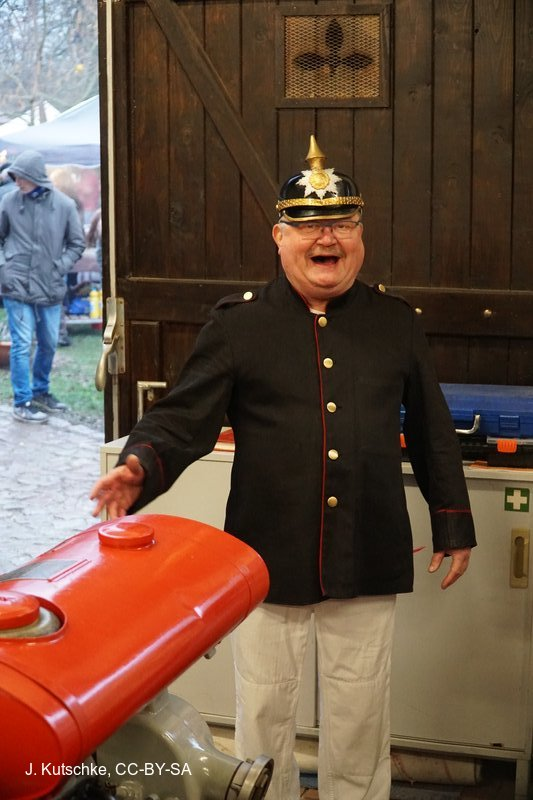 Das Feuerwehrmuseum öffnete seine Türen für Interessierte