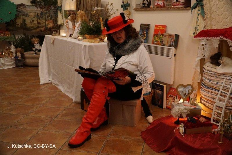 Märchenvorlesezimmer von Eva Radloff